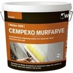 WEBER CEMPEXO MURFARVE - HVID 10KG