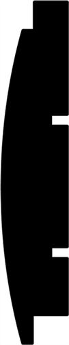 25 x 125 mm Gran U/S-Kvinta - Blokhus OBS:Ru Mål-Ca.9,1 m/m2