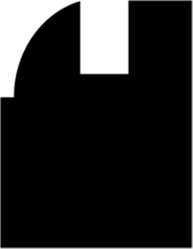28 x 36 mm Fyr - Bundliste Fodpanel