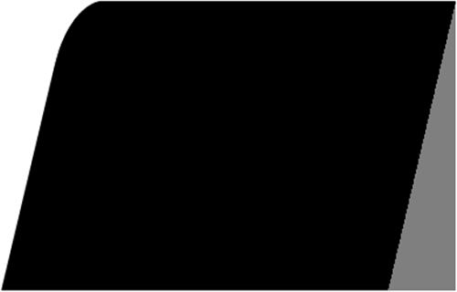21 x 33 mm Fyr  (KL) - Mini fodpanel
