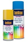 BELTON 324 HVIDALU. RAL 9006 - GLANS >80