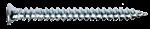 GYPROC HÅRDGIPSSKRUE QSTR 51 - 51MM T/3 LAG T/STÅL PK/500 STK