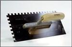 SPREHN TANDSPARTEL STÅL - 4X4 MM 130X280 MM