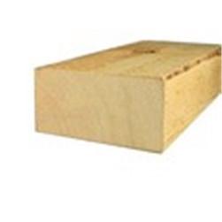Ubehandlet træ og tømmer