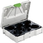 FESTOOL SYSTAINER TIL SLIBE- - PAPIR SYS-STF-RO 90 DX