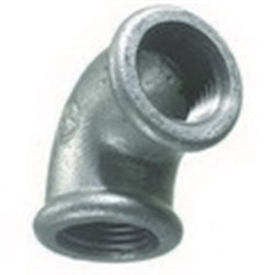 Fittings galvaniseret