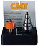 CMT HM FALSFRÆSESÆT - 0-12,7 MM K8 SKAFT (ST)