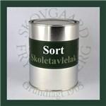 S&F SKOLETAVLELAK - SORT 1.0LT