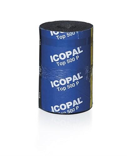 ICOPAL TOP 500 P TAGPAP SORT - 33 CM X 7,5M *NT-PRIS*