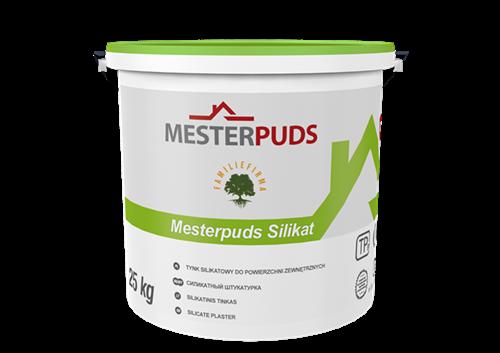MESTERPUDS HVID SILIKAT PUDS - SP/25 KG 1,0 MM (CV)