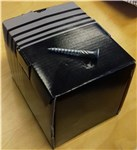 F-CUT SKRUER FLH RUSP.TX20 - 5,0X90 MM PK/200 STK