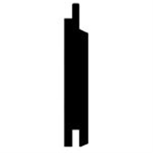 12 x 69 mm Gran i 270 cm (KL) - Saunapanel Forbrug16,7 lbm/m2