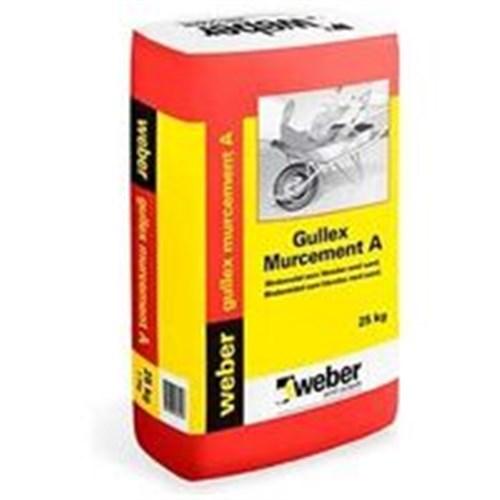 WEBER GULLEX A MURCEMENT - 25KG (HVT)