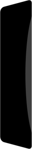14 x 65 mm HVID NCS S 0502-Y - Indf.Fingersaml.KUN 220/445 CM