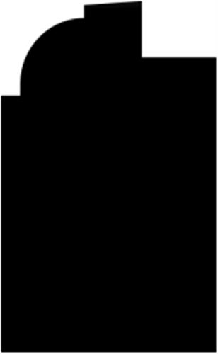 27 x 44 mm Fyr - Vinduesramme dob.prf. 7x10 mm