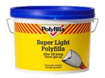 POLYFILLA SUPER LIGHT - EKSTRA FIN 2,5LT