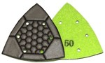 ITOOLS TURTLE PAD DELTA 93 MM - K 50 T/MARMOR, TERRAZZO M.M.