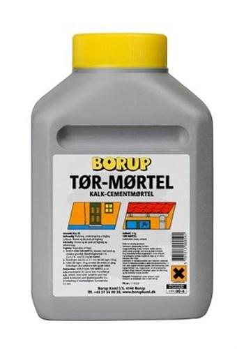 BORUP TØRMØRTEL - 1,8 KG