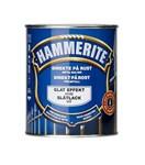 HAMMERITE GLAT-EFFEKT HVID - 750ML
