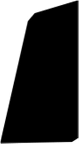 20 x 34 mm Bøg  (KL) - Skureliste