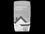 MESTERPUDS HVID MINERAL (CV) - SLUTPUDS POSE/25 KG 1,0 MM