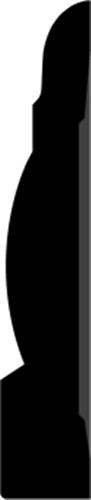 21 x 115 mm Fyr U/S 1-2 List. - Indfatning