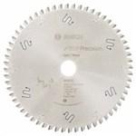 BOSCH HM-RUNDSAVKLINGE TOP PRE - 254X2,3X30MM 60 TÆNDER