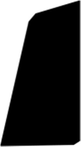 15 x 33 mm Bøg  (KL) - Skureliste