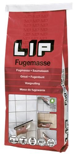 LIP FUGEMASSE HVID - 5KG