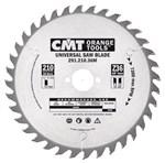 CMT HM-RUNDSAVKLINGE - 160X2,6X16 Z24W