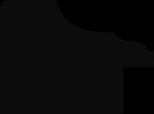 55 x 74 mm Lamineret Fyr - Topliste/Vægpanel 22 x15  Fals