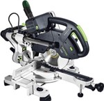 FESTOOL KAP-/GERINGSSAV - KS 60 E-SET 230V