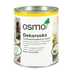 OSMO INDFARVNINGSVOKS 3119 - 0,75 LTR   SILKEGRÅ