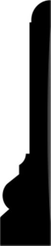 21 x 100 mm Fyr U/S 1-2 List. - Indfatning Nørrebro