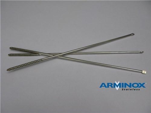 ARMINOX SELVSKÆREND MURBINDERE - 4,2X410MM RUSTFRI PK/100STK(ST
