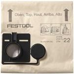 FESTOOL FILTERPOSER - FIS-CT 22  5 STK