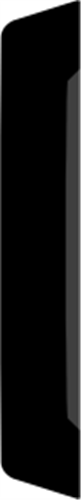 15 x 43 mm Fyr U/S 1-2 List. - Alm. glat indfatning
