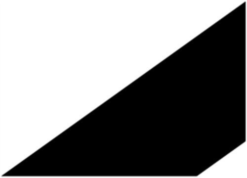 10 x 13 mm Mahogni - Fejeliste