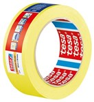 TESA AFDÆKNINGSTAPE PRECISION - MASKING TAPE GUL      50MX38MM