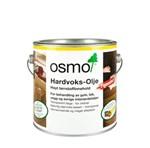OSMO HÅRDVOKS-OLIE PIGMEN.3074 - 2,5 LTR GRAFIT