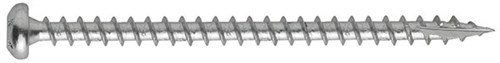 NKT SPUN+ SKRUE PANH. TX 20 - 4X25 MM DURAMAX PK/200 STK