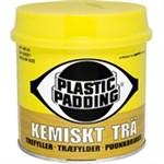 PLASTIC PADDING SPARTELMASSE - KEMISK TRÆ LYSEBRUN     0.56LT