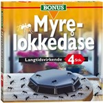 BONUS MYRELOKKEDÅSE - PK/4 STK. *NT-PRIS*