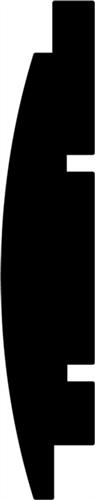 19x100 mm Gran U/S Kvinta - Blokhus OBS Ru Mål Ca. 12 m/m2