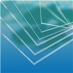 RIAS XT ACRYLPLADE BLANK/BLANK - KLAR 3X1520X2050MM