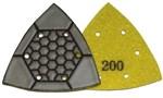 ITOOLS TURTLE PAD DELTA 93 MM - K 200 T/MARMOR, TERRAZZO M.M.