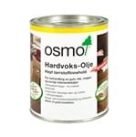 OSMO HÅRDVOKSOLIE 3040  0,75LT - HVID TRANSPERANT