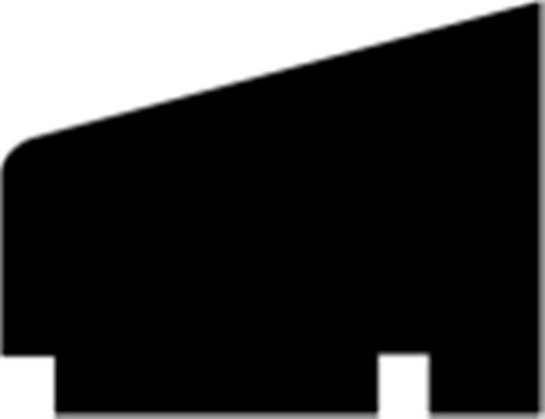 16 x 21 mm Eg  (KL) - Glasliste