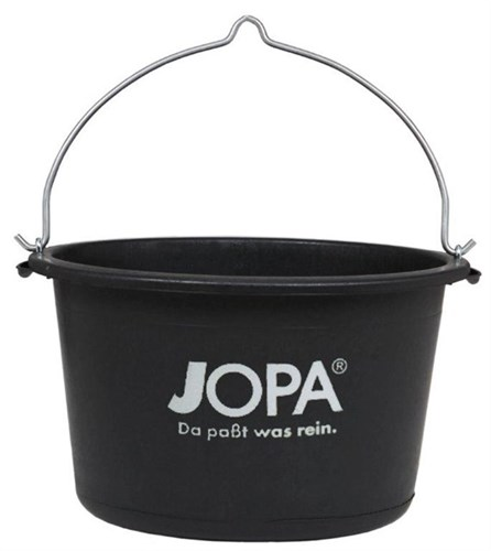 JOPA PROFI-LINE MURERBALJE - 40 L M/HANK SORT IKKE GODKENDT