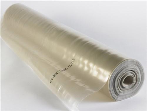 PLASTFOLIE CE MÆRKET - 0,20 MM/KLAR 2X50M